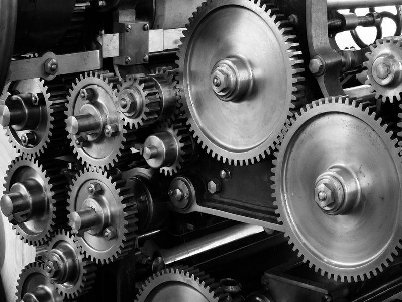 Nowe, a także używane maszyny poligraficzne